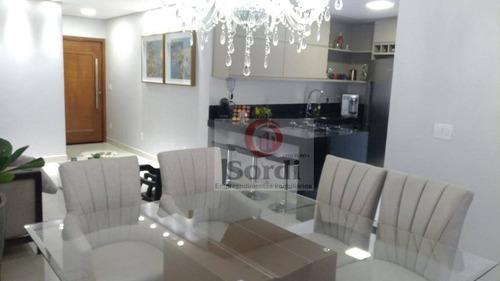 Sobrado Com 3 Dormitórios À Venda, 183 M² Por R$ 1.060.000,00 - Vila Do Golf - Ribeirão Preto/sp - So0081
