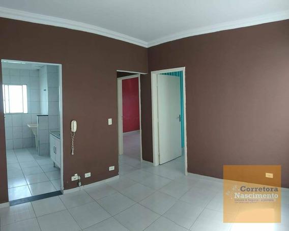 Apartamento Com 2 Dormitórios À Venda, 54 M² Por R$ 142.000,00 - Cidade Salvador - Jacareí/sp - Ap1151