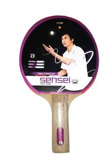 Paleta Ping Pong Sensei 1 Estrella. Tenis De Mesa Pingpong