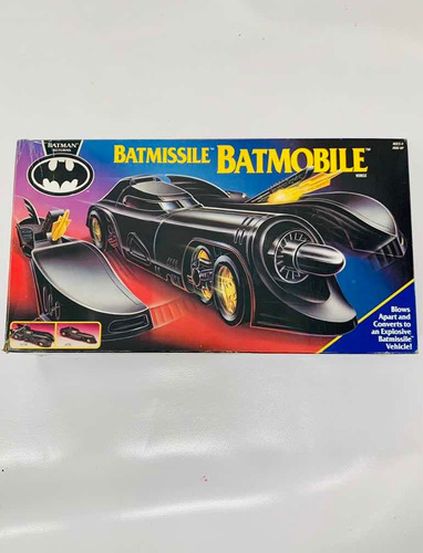 Batimovil, Batman Returns, 1991, Kenner (envíos No!)