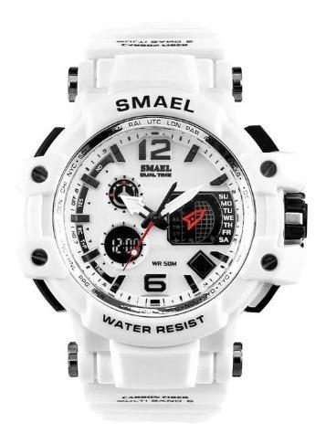 Relógio Esportivo Militar Smael, Caixaoriginal, Frete Grátis