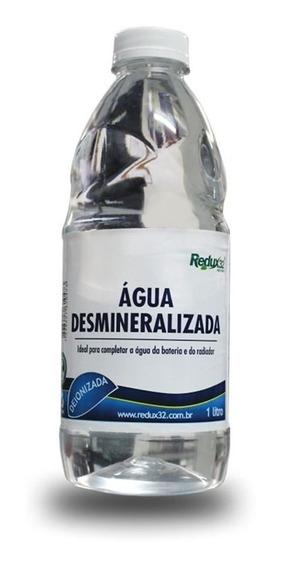 Água Deionizada Desmineralizada Radiador E Bateria 12 Un 1 L