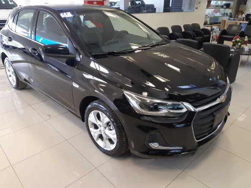Chevrolet Onix Premier 1.0 Turbo (flex) (aut)