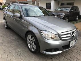 Mercedes Benz C200 Exclusive L4 1.8