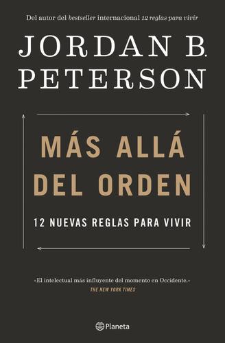 Más Allá Del Orden - Jordan B. Peterson