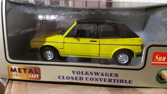 Miniatura Do Golf Mk1 1/18