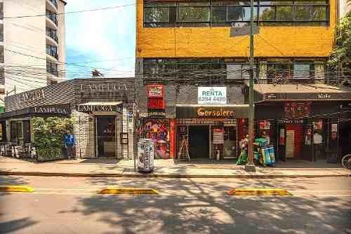 Renta Local Comercial En La Condesa