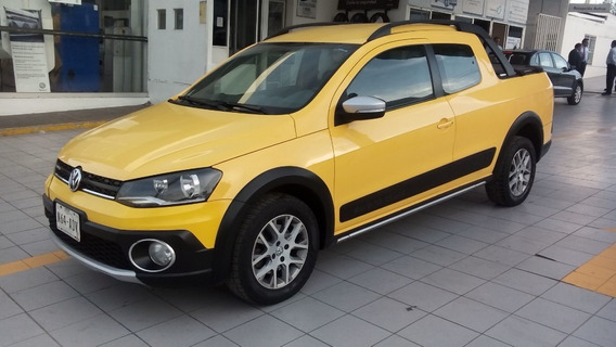 Vw Saveiro Cross Doble Cab 1.6 Tm Mod 2015