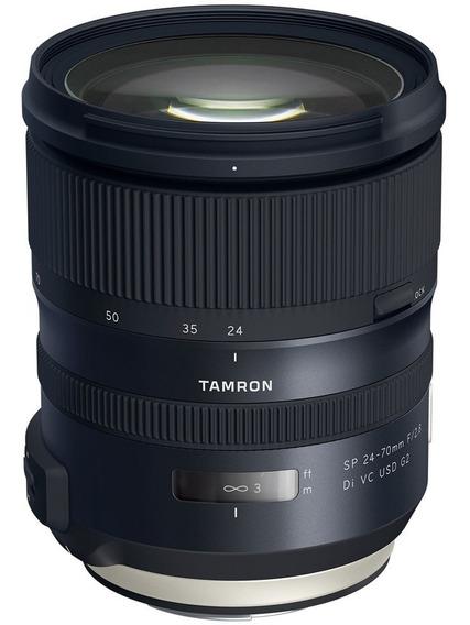 Lente Tamron Sp 24-70mm F/2.8 Di Vc Usd G2 Para Canon Ef