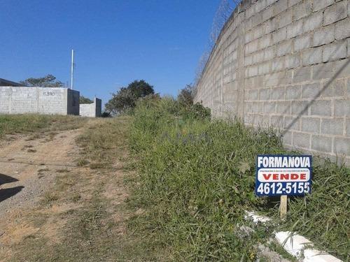 Imagem 1 de 12 de Terreno À Venda, 713 M² Por R$ 110.000,00 - San Fernando Park - Cotia/sp - Te0606