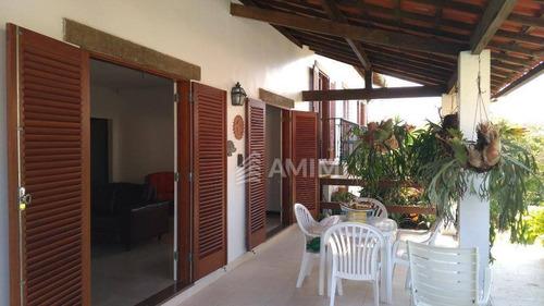 Imagem 1 de 30 de Casa Com 3 Quartos (1 Suíte) À Venda, 284 M² Por R$ 1.500.000 - São Francisco - Niterói/rj - Ca0569