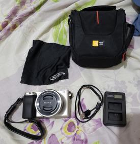 Camera Sony A6000 Impecavel