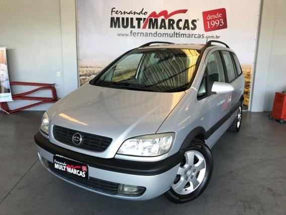 Chevrolet Zafira Cd - Automática - Fernando Multimarcas