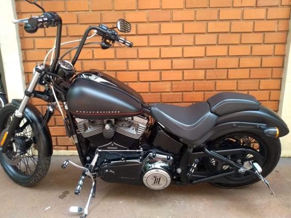 Harley Davidson Blackline Fxs