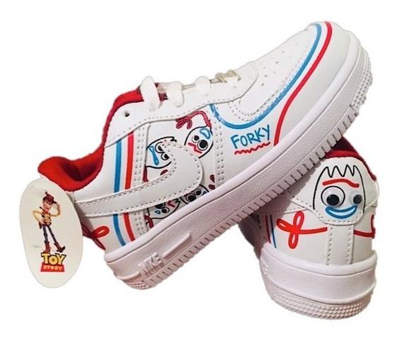 Tenis Tematica F O R K Y Toy Story Niños