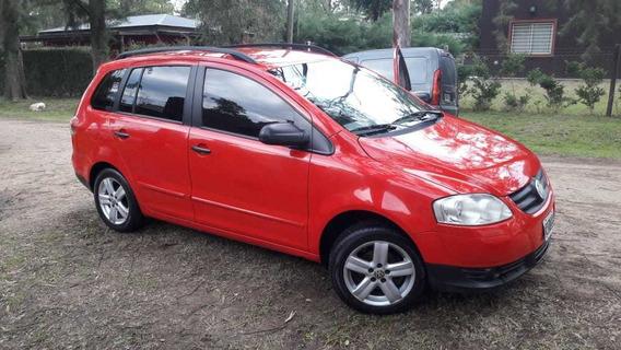 Volkswagen Suran 1.6 Trendline 2010 C/ Gnc!!!