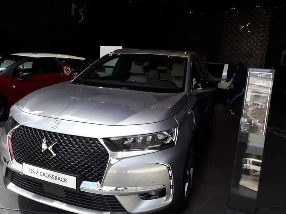 Ds 7 Crossback Hdi 180 Automatic So Chic 2020 Ent. Inmediata