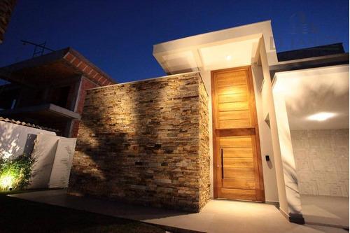 Casa Com 3 Dormitórios À Venda, 350 M² Por R$ 2.950.000,00 - Loteamento Mont Blanc Residence - Campinas/sp - Ca11170