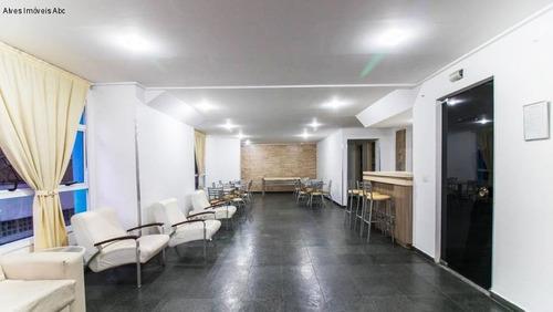 Apartamento À Venda Bairro Santo Antônio-scs/sp 2 Dormitórios Com Uma Vaga - Ap01278 - 69288438