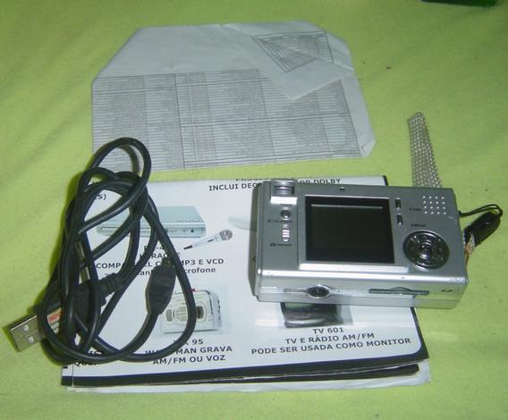 Câmera Lenoxx Digital 3.1 Megapixels - 64 Mb De Memória