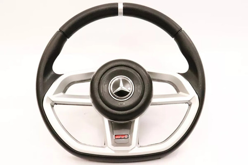 Volante Esportivo Caminhão Mercedes-benz Gti Prata Mb 2831