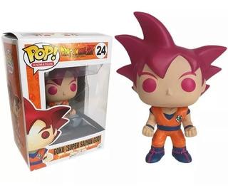Funko Pop Goku Super Saiyan #24 Dragon Ball Z