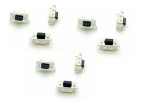 10 Un Botões Liga Power Volume Tablet Multilaser M7s 4mm