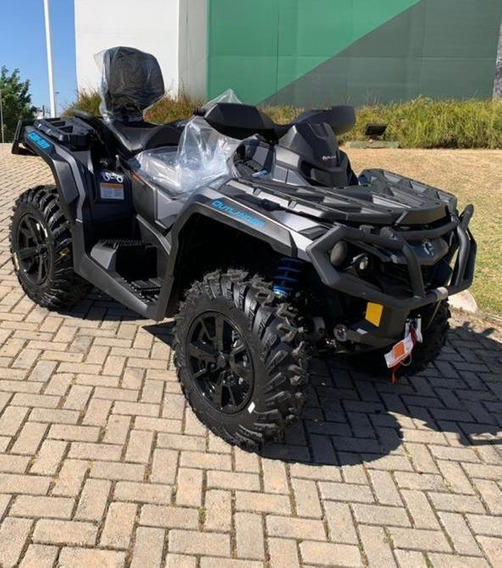 Can-am Quadriciclo Brp 650 Cc 2020