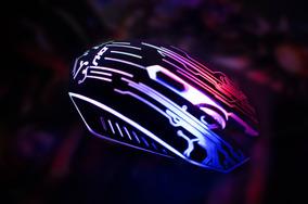 Mouse Gamer Luz Led Color 3200dpi 2.4g(nordeste Clique Aqui)