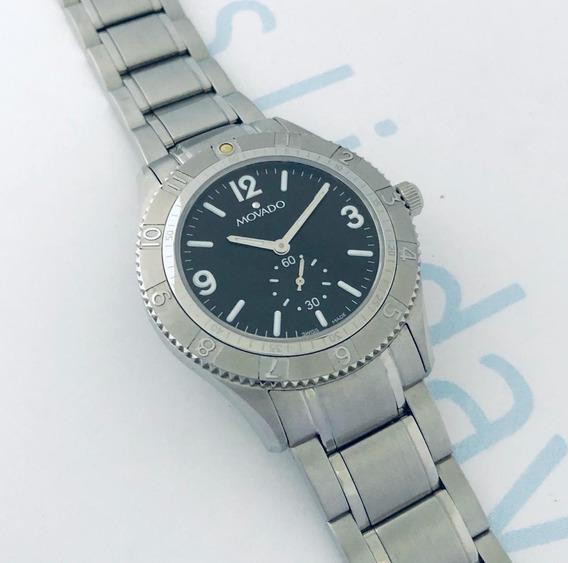 Reloj Movado Negro