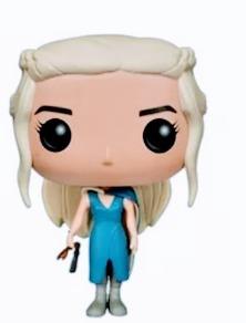 Imagen 1 de 3 de Funko Pop Daenerys Targaryen