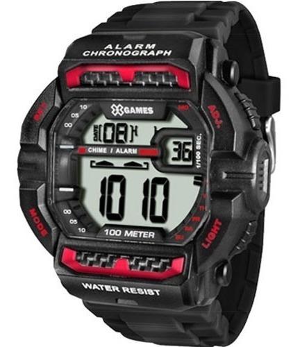 Relógio De Pulso X-games Xgppd086 Bxpx