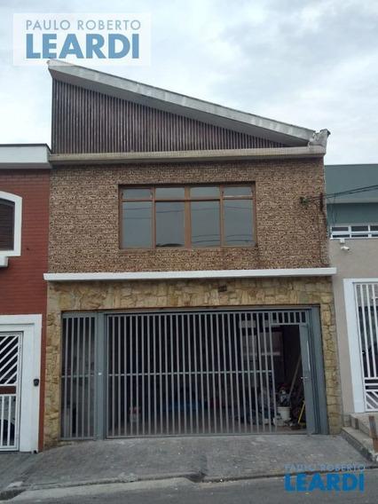 Casa Assobradada - Tatuapé - Sp - 558423