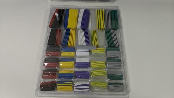 500 Pcs Isolamentotermo Retratil Colorido