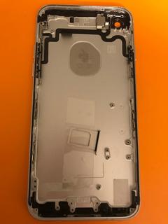 Carcasa Tapa Trasera De iPhone 7 Silver Original