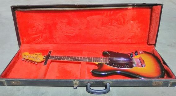 Fender Vintage Mustang 1978