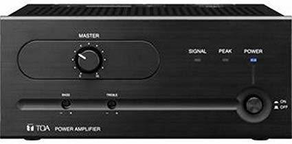Amplificador Toa Bg-235   Mixer 35 Watt 3 Entradas 1 Micli ®