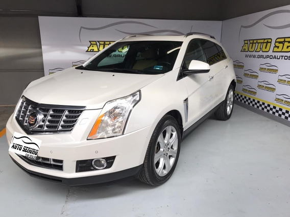 Cadillac Srx 2014 Luxury A