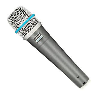 Microfono Dinamico Shure Beta 57a Original Mexico