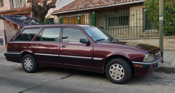 Peugeot 505 Sri Fam 2.2 - Gnc - 7 Asientos