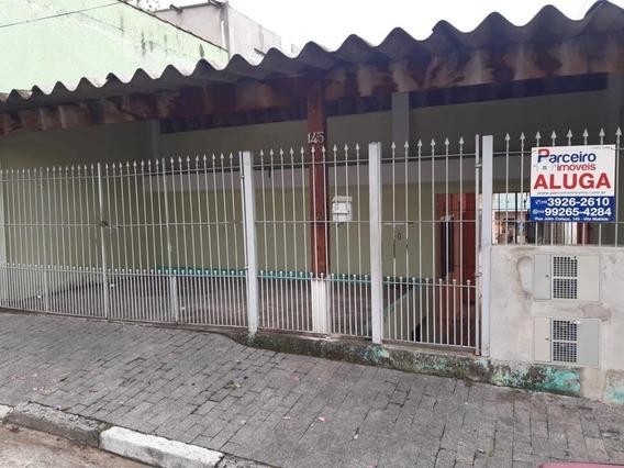 Casa Com 2 Dormitórios Para Alugar, 75 M² - Vila Talarico - São Paulo/sp - Ca0569