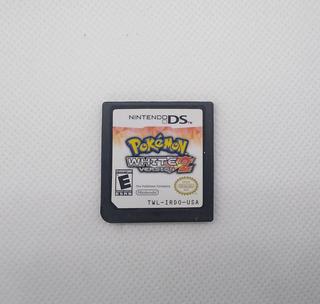 Pokemon White 2 Original Nintendo Ds