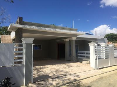 Casa De Oportunidad De Renta Y Venta Jarabacoa Mbc-106