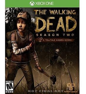 The Walking Dead: Season 2- Xbox One - Nuevo