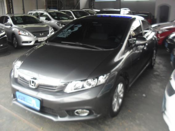 Honda Civic Lxl 1.8 Automatico Flex