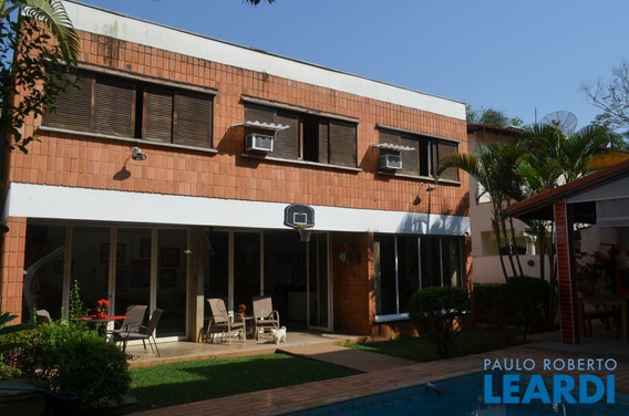 Casa Assobradada - Morumbi - Sp - 542682