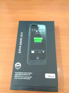 Forro Cargador Para iPhone 5/5s