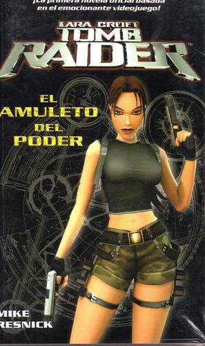 Tomb Raider El Amuleto De Poder - Factoría De Ideas