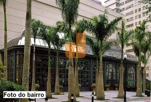Apartamento Para Venda No Bairro Higienópolis Em São Paulo - Cod: Ja8142 - Ja8142