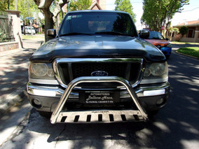 Ford Ranger 2.8 Tdi Limited 4x4 C/doble Año 2004